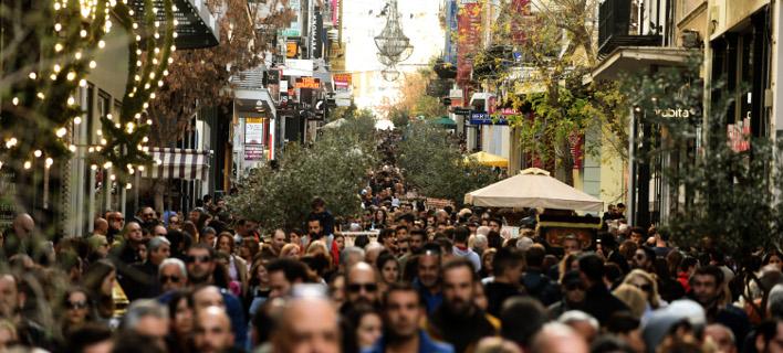 Χριστουγεννιάτικη αγορά, Φωτογραφία Αρχείου: Eurokinissi