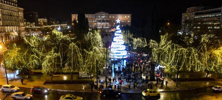 Φωτογραφία: EUROKINISSI/ ΤΑΤΙΑΝΑ ΜΠΟΛΑΡΗ)