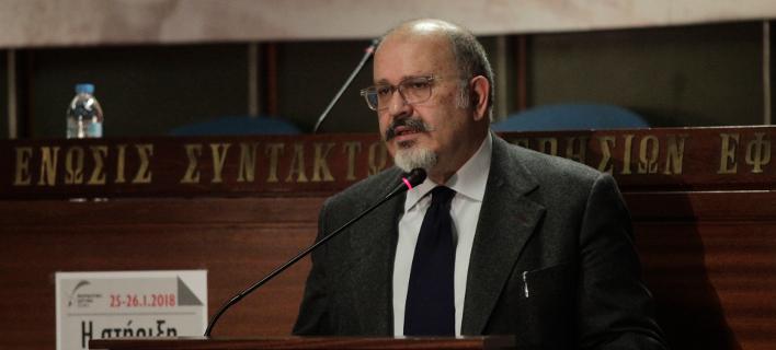 Νίκος Ξυδάκης/Φωτογραφία: Eurokinissi