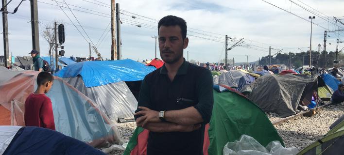 Ιστορίες πολέμου από έναν πρόσφυγα: Οι τζιχαντιστές σκότωσαν το γιο μου και απήγαγαν τη γυναίκα μου