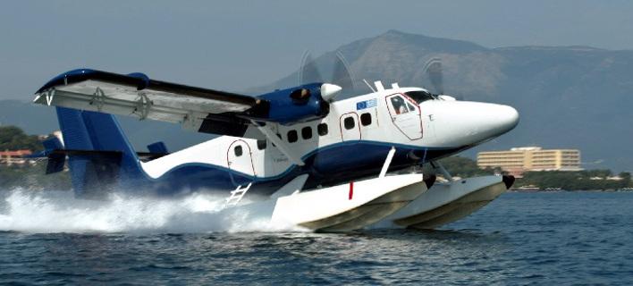 «Χτυπάνε» τα πρώτα υδροπλάνα στην Ελλάδα οι Κινέζοι