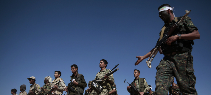 Στρατιώτες Υεμένη/ Φωτογραφία AP images