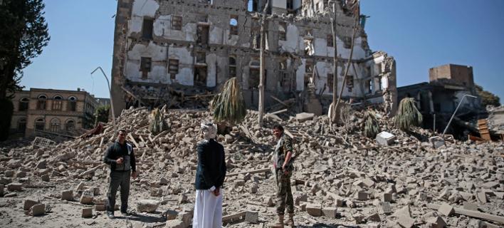 Υεμένη: Τουλάχιστον 12 νεκροί από επιδρομή του αραβικού συνασπισμού