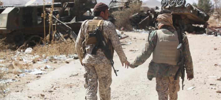 Φωτογραφία: AP- Στρατιώτες στην Υεμένη