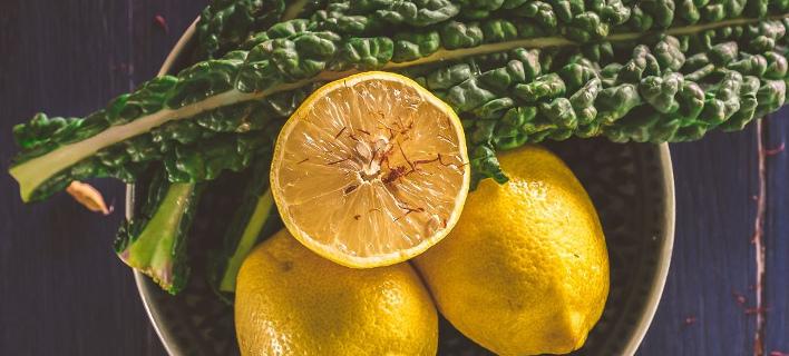 To λεμόνι είναι ένα από τα υλικά που χρειάζεσαι/ Φωτογραφία: Unsplash