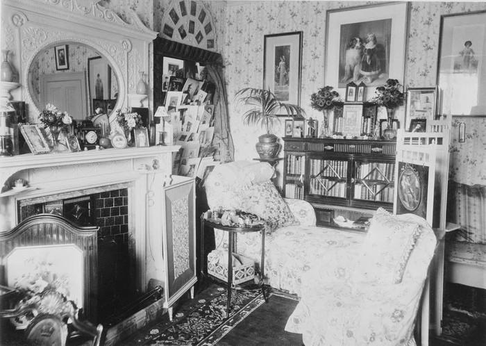 Το δωμάτιο της δούκισσας, τότε του York, Μαίρης  /Οκτώβριος 1897
