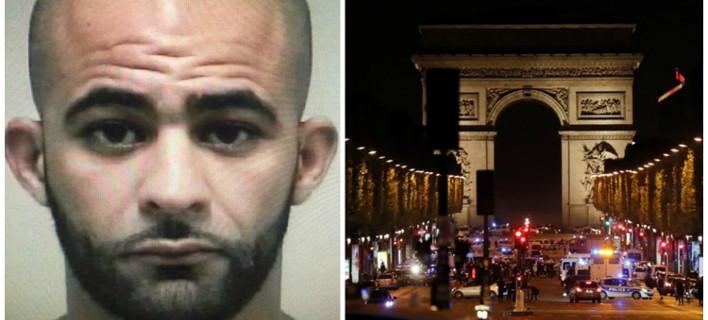 Βελγικές αρχές: Καμία σχέση δεν έχει ο Γιουσούφ ελ Οσρί με την επίθεση στα Ηλύσια Πεδία [εικόνα]