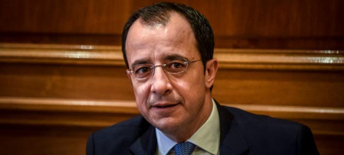 Ν. Χριστοδουλίδης/Φωτογραφία: Eurokinissi