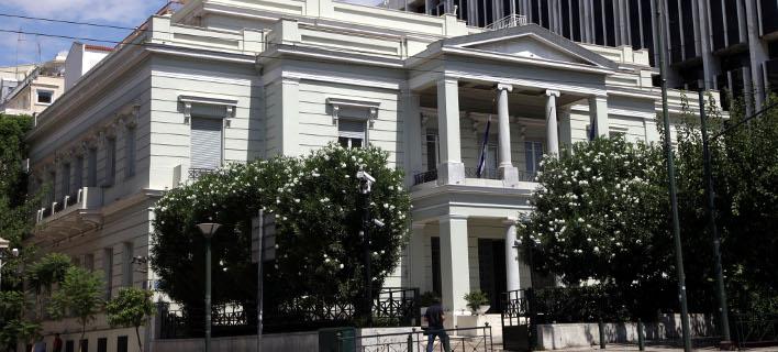 Το ΥΠΕΞ απαντά στην Αγκυρα (Φωτογραφία: EUROKINISSI/ΓΙΑΝΝΗΣ ΠΑΝΑΓΟΠΟΥΛΟΣ)