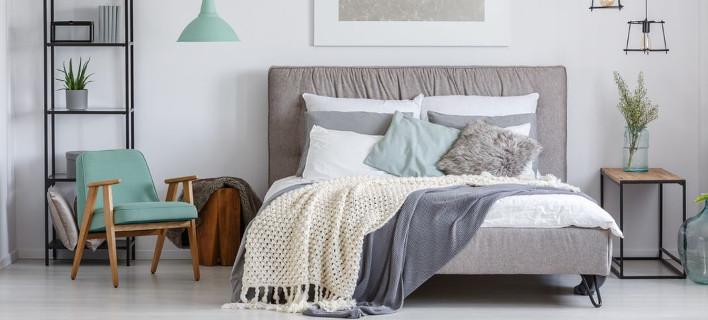 Ενα υπνοδωμάτιο, Φωτογραφία: Shutterstock