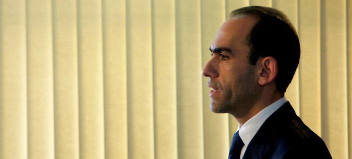Φωτογραφία: Ο υπουργός Οικονομικών της Κύπρου, Χάρης Γεωργιάδης/AP