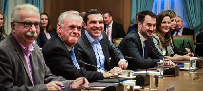 Συνεδριάζει τη Δευτέρα το μεσημέρι το υπουργικό συμβούλιο. Φωτογραφία   Εurokinissi eea6a2c25ab