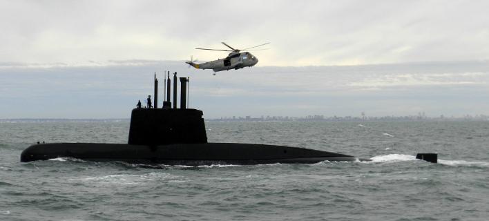 Το υποβρύχιο ARA San Juan/ Φωτογραφία: AP
