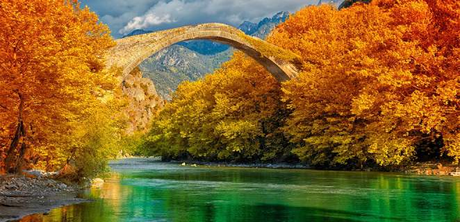 H Αυστριακή «Κουρίρ» αποθεώνει τα Ζαγοροχώρια και τα Μετέωρα [εικόνες]