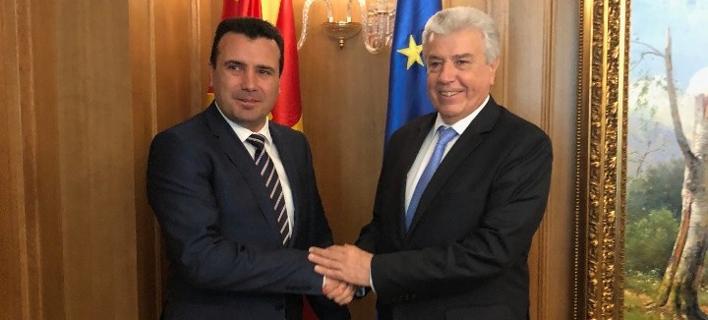 Διείσδυση στα Βαλκάνια αποκτά η ΔΕΗ με την εξαγορά της EDS στα Σκόπια/Φωτογραφία:ΑΡ