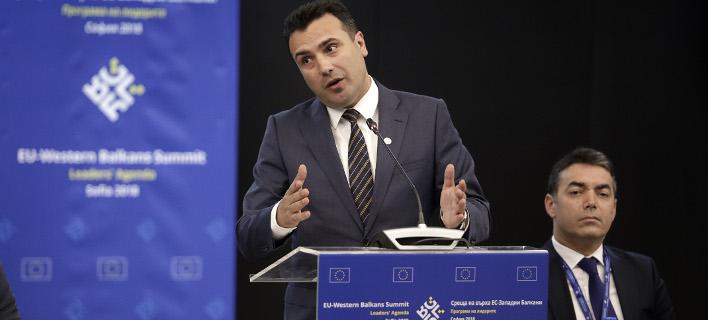 Ζάεφ: Μπορεί να επιτευχθεί λύση τον Ιούνιο, πριν τη σύνοδο κορυφής της ΕΕ