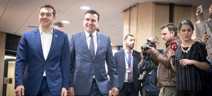 Μακεδονία του Ιλιντεν: Μετά την ...απόσυρση ήρθε και το blame game