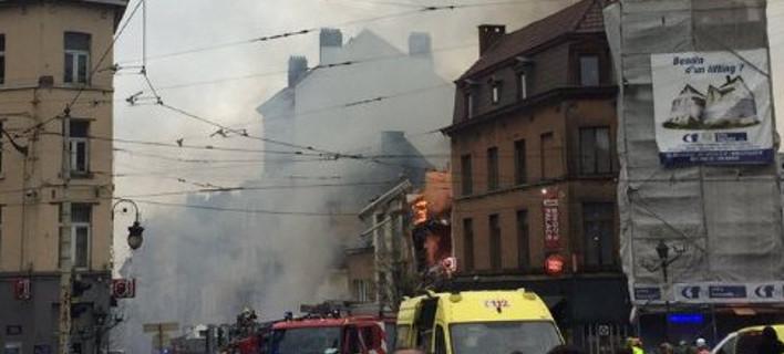 Βέλγιο: Εκρηξη σε κατοικία στις Βρυξέλλες -7 τραυματίες