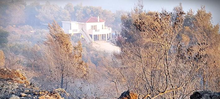 Ζάκυνθος: Την εφαρμογή του σχεδίου «Ξενοκράτης» ζήτησε ο δήμος -Λόγω των καταστροφικών πυρκαγιών