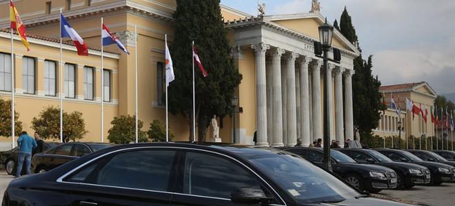 Το πρόγραμμα των συνεδριάσεων Eurogroup, Ecofin και το δείπνο στο μουσείο της Ακ