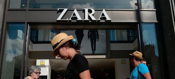 Κατάστημα Ζαra/Φωτογραφία: AP