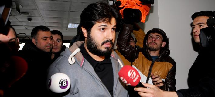 Νέες αποκαλύψεις του Ρεζά Ζαράμπ για Ερντογάν -Κατέθεσε πως λάδωνε υπουργούς