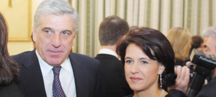 Ολοκλήρωσαν τις απολογίες τους οι Γιάννος Παπαντωνίου-Σταυρούλα Κουράκου -Φωτογραφία αρχείου: Eurokinissi