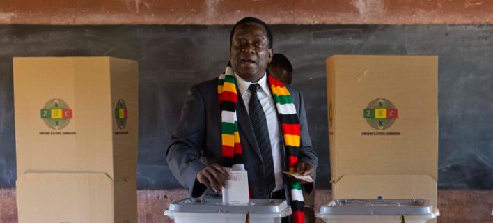 Ο πρόεδρος της χώρας/Φωτογραφία: AP