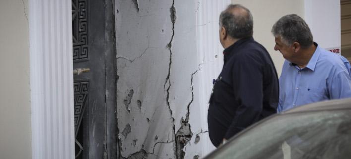 Εκρηξη, φωτογραφία: EUROKINISSI/ΓΙΑΝΝΗΣ ΠΑΝΑΓΟΠΟΥΛΟΣ