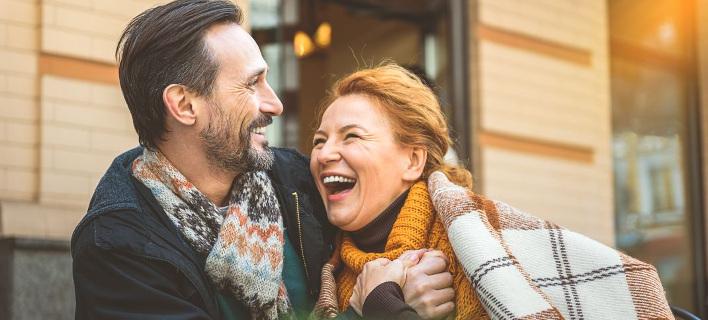 Ευτυχισμένο ζευγάρι. Φωτoγραφία: Shutterstock