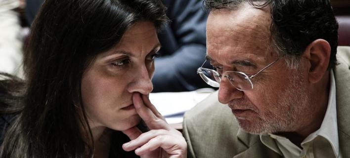 Ζωή και Λαφαζάνης «πυροβολούν» τον Τσίπρα –Πάνε για άλλο κόμμα;