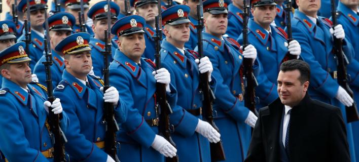 Φωτογραφία: O πρωθυπουργός της ΠΓΔΜ, Ζόραν Ζάεφ/AP