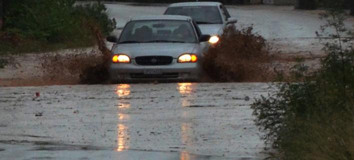 Καταστροφές στην Αργολίδα/ Φωτογραφία: Eurokinissi