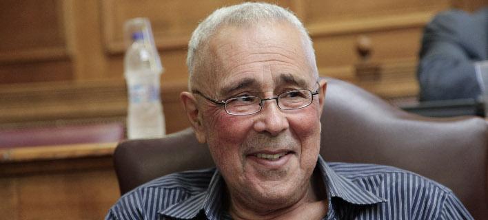 Ο Κώστας Ζουράρις (Φωτογραφία: EUROKINISSI)