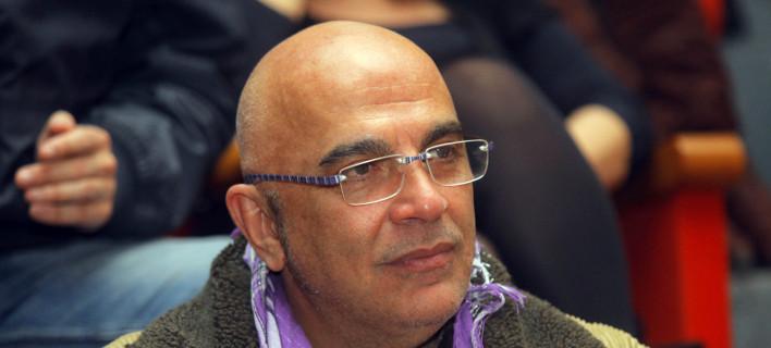 Ο ηθοποιός και τραγουδοποιός Γιάννης Ζουγανέλης- φωτογραφία eurokinissi