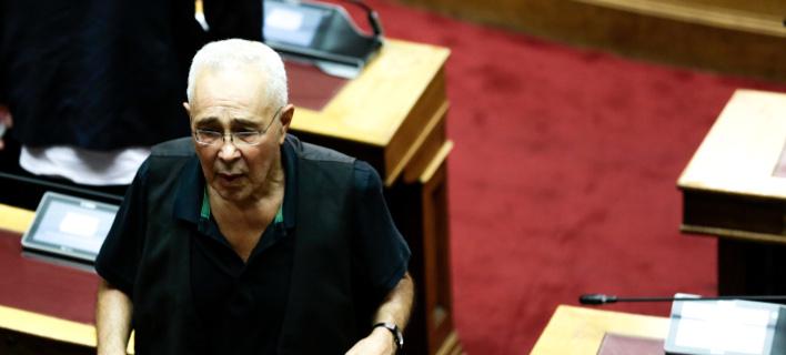 Ο βουλευτής των ΑΝΕΛ και αντιπρόεδρος της Βουλής, Κώστας Ζουράρις/Φωτογραφία: Eurokiniss/Στέλιος Μίσινας