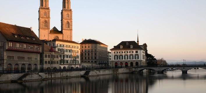 Η Ζυρίχη είναι η ακριβότερη πόλη για το πρώτο ραντεβού. Φωτογραφία: Pexels