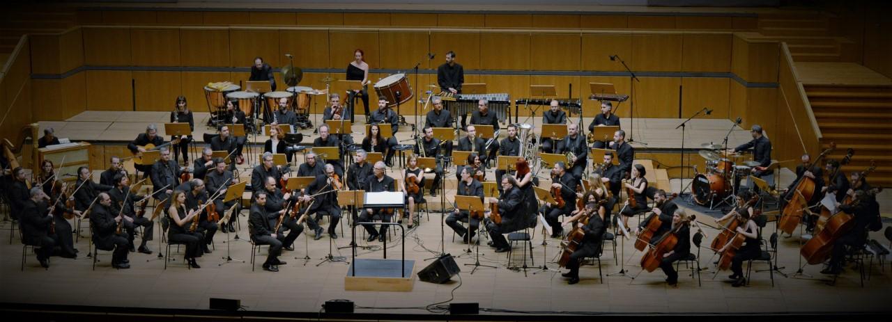 Ορχήστρα Σύγχρονης Μουσικής της ΕΡΤ