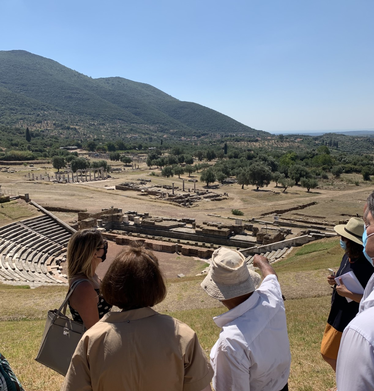 αρχαιο θεατρο