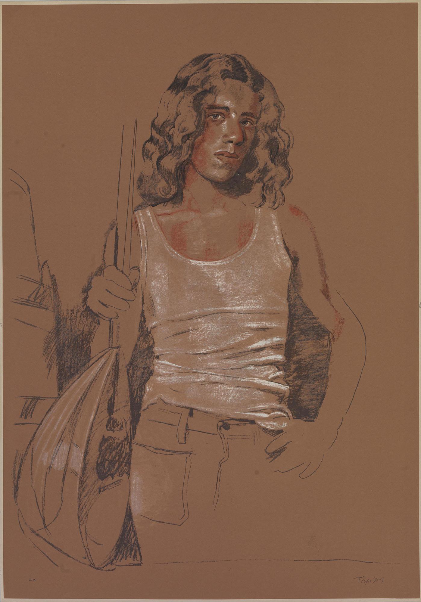 Πίνακας Γιάννη Τσαρούχη