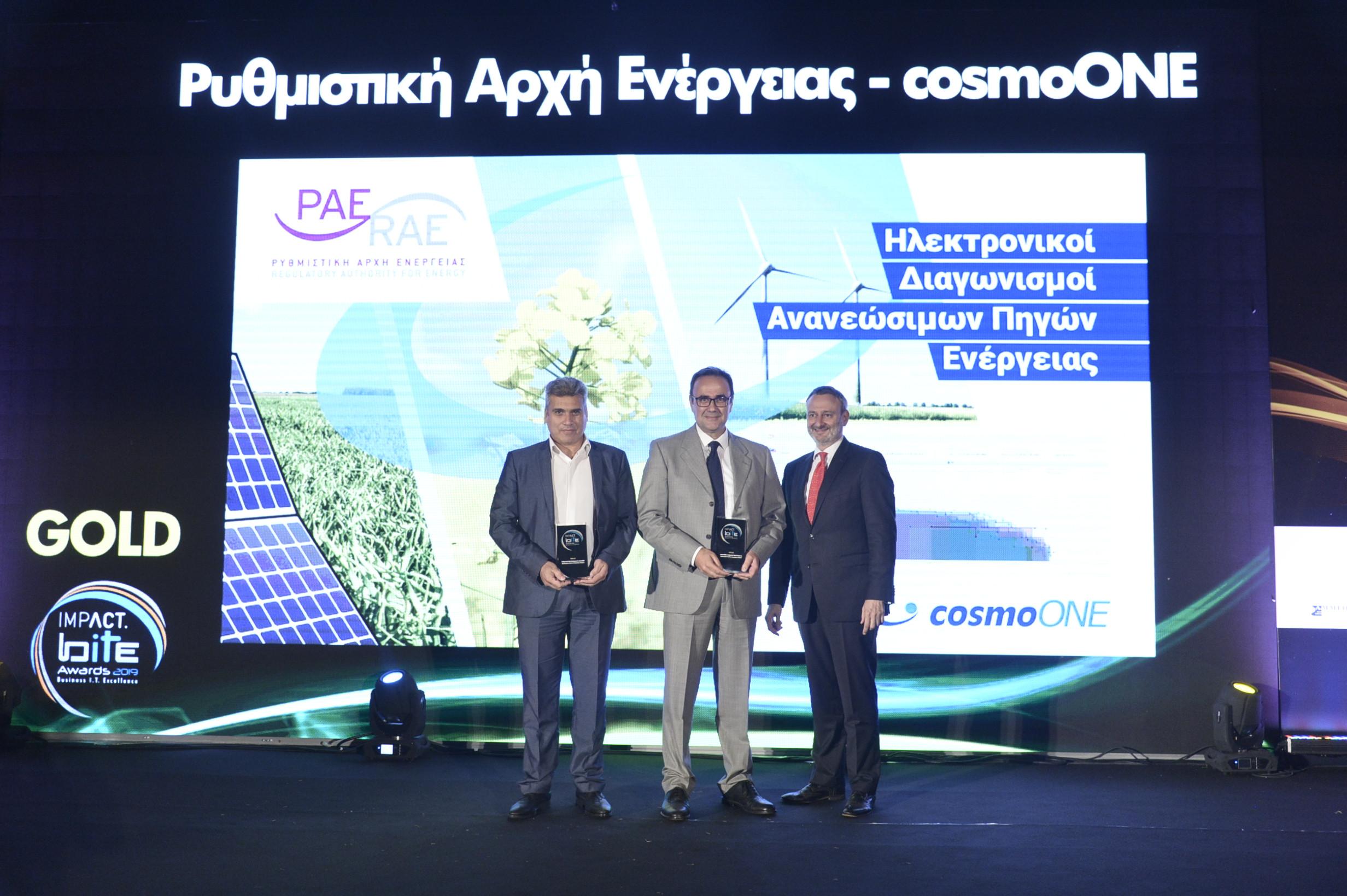 Ο Chief Commercial Officer Business Segment Ομίλου ΟΤΕ, κ. Γρηγόρης Χριστόπουλος