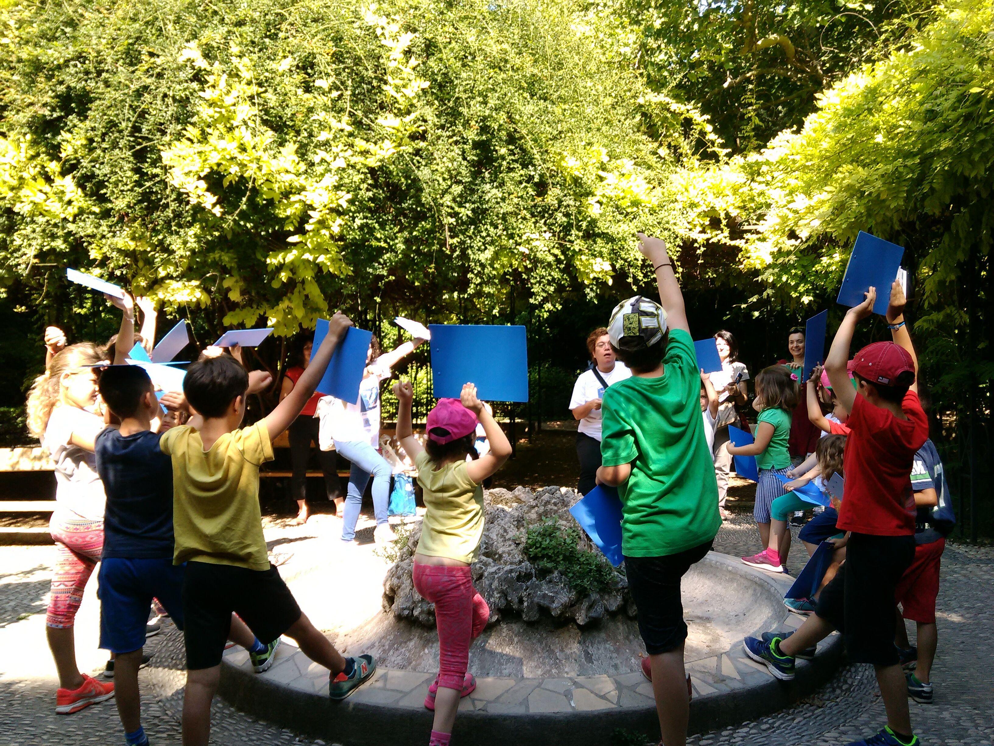 Παιδιά στο πάρκο