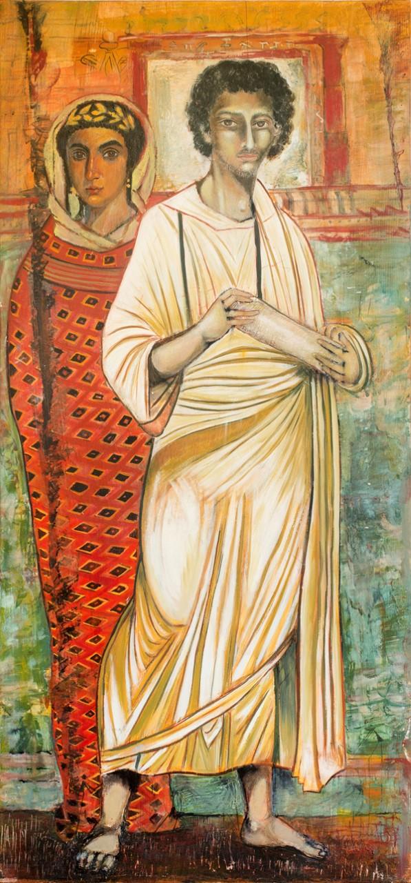 Πίνακας σαν θρησκευτική εικόνα