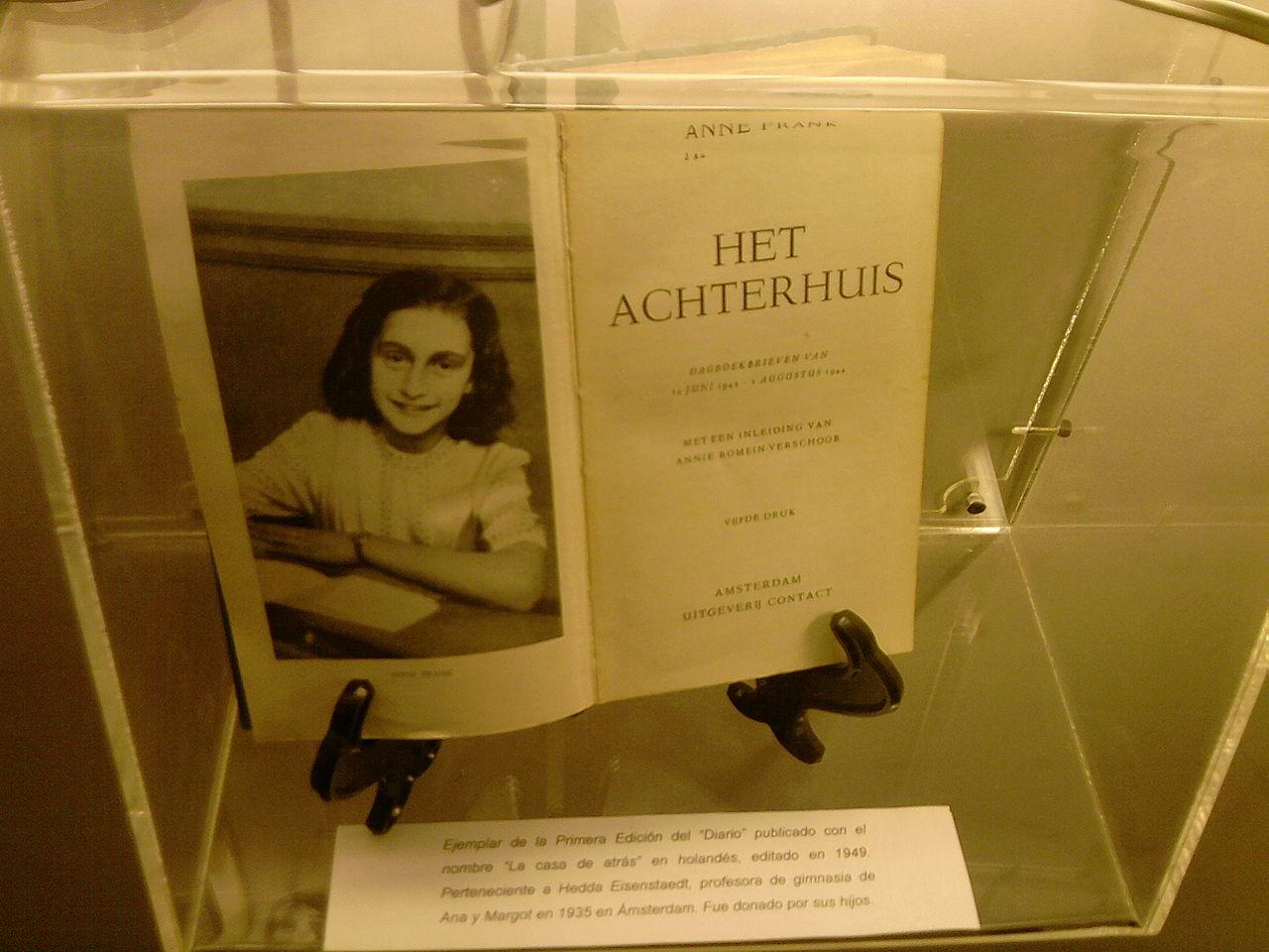 Βιβλίο σε πρωθήκη