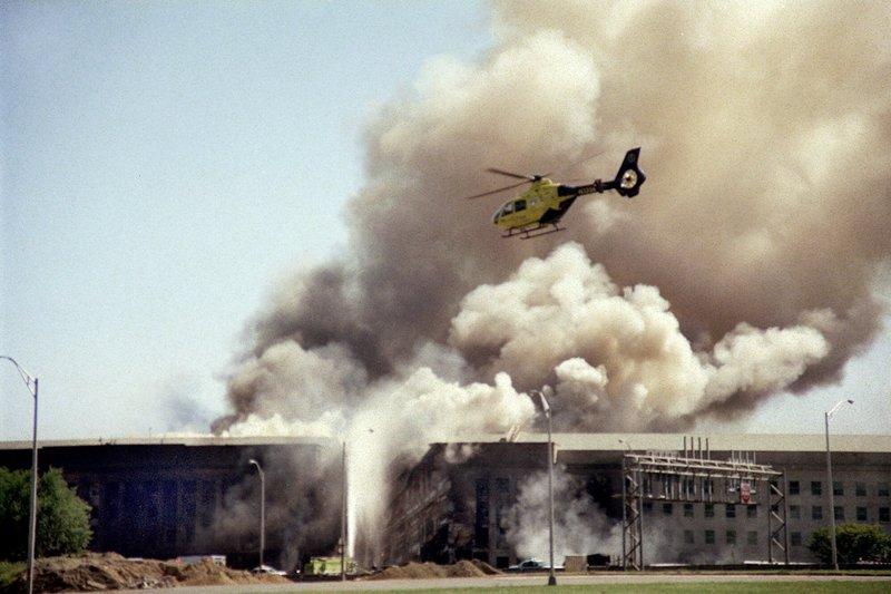 Επίθεση στο Πεντάγωνο στις 11 Σεπτεμβρίου 2001