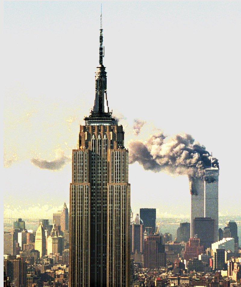 Επίθεση στους δίδυμους πύργους την 11η Σεπτεμβρίου