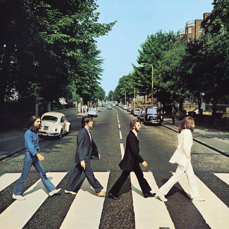 Το περίφημο εξώφυλλο του Abbey Road