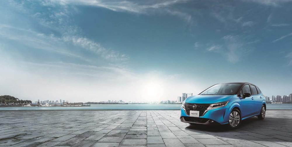 H Nissan παρουσιάζει το νέο Note
