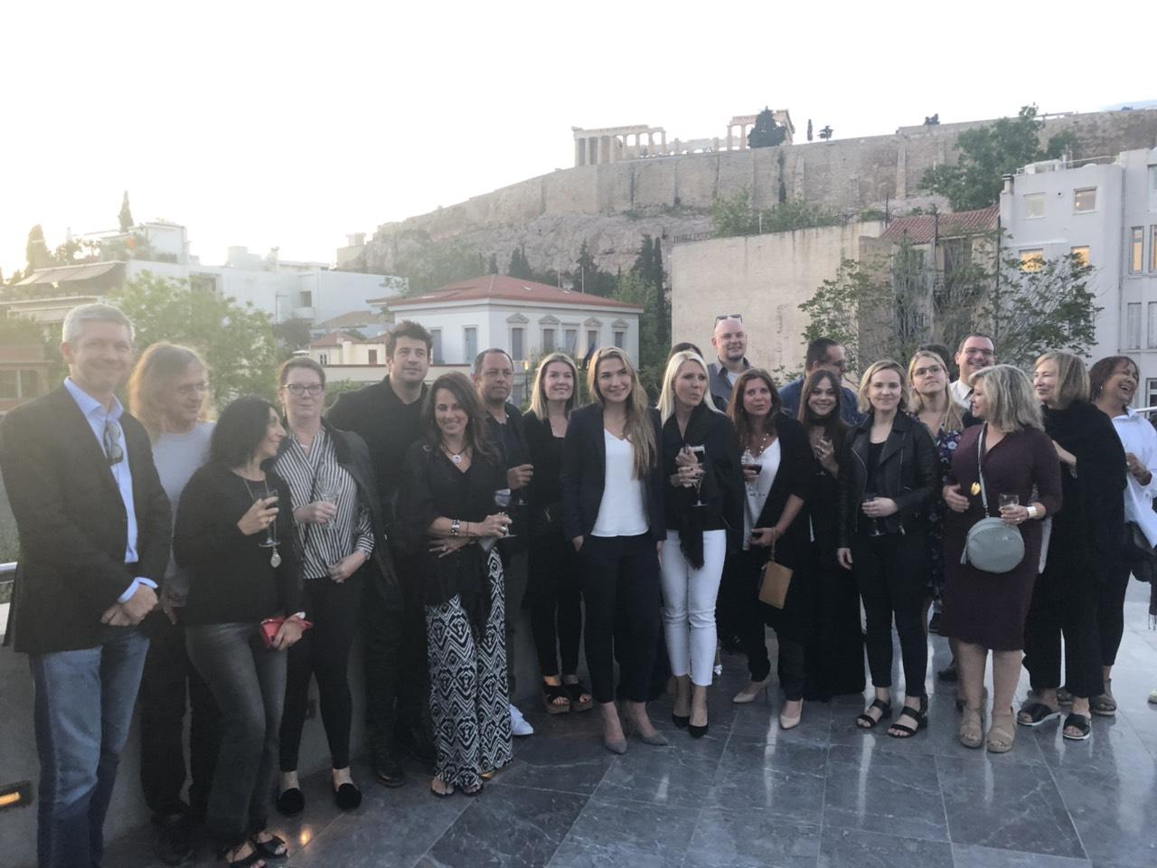 Στην Ελλάδα εκπρόσωποι αμερικανικών «κολοσσών» του κινηματογράφου και της τηλεόρασης