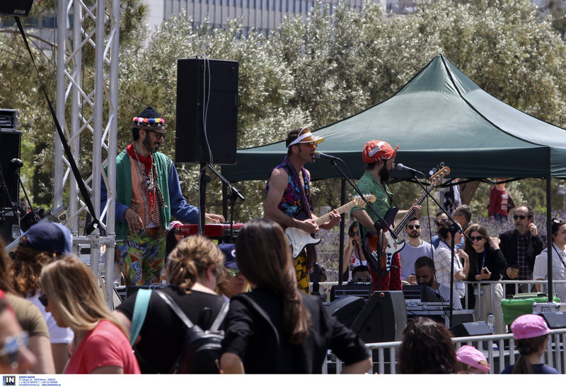 Συναυλίες στο ΚΠΙΣΝ